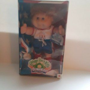 Special Edition Olympikids Cabbage PatchKids VTG